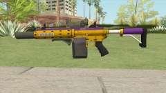 Carbine Rifle GTA V (Mamba Mentality) Full V1 para GTA San Andreas