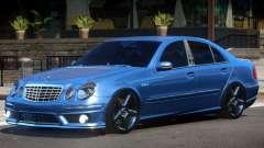 Mercedes Benz E63 W211 V1.1 para GTA 4