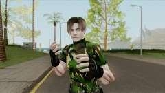 Leon Indonesian Army para GTA San Andreas