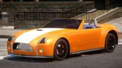 Ford Cobra ST para GTA 4