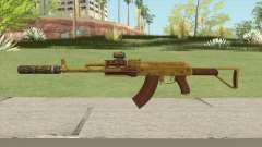Assault Rifle GTA V (Two Attachments V11)