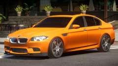 BMW M5 F10 Tuned V1.1 para GTA 4