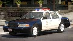 Ford Crown Victoria Police V1.2 para GTA 4