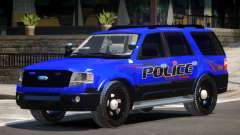 Ford Expedition Police V1.2