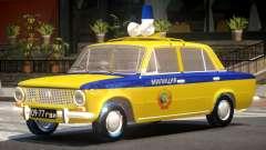 VAZ 2101 Police para GTA 4
