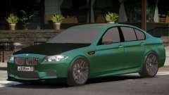 BMW M5 F10 Tuned V1.0 para GTA 4