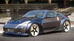 Nissan 350Z GT V1.0 para GTA 4