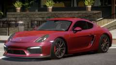 Porsche Cayman GT4 V1.0 para GTA 4