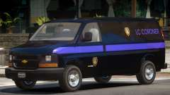 Chevrolet Express PJ1 para GTA 4