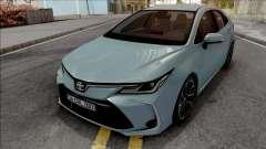 Toyota Corolla 2020 para GTA San Andreas
