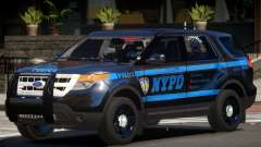 Ford Explorer Police V1.1