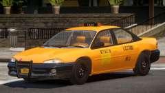 Dodge Intrepid Taxi V1.0 para GTA 4