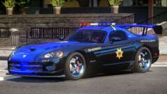 Dodge Viper SRT Police V1.0