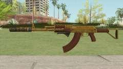 Assault Rifle GTA V (Three Attachments V2) para GTA San Andreas