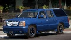 Cadillac Escalade ESV V1.0 para GTA 4