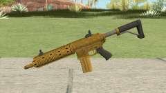 Carbine Rifle GTA V (Luxury Finish) Base V2 para GTA San Andreas