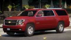 Chevrolet Suburban V1.3 para GTA 4