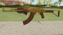 Assault Rifle GTA V (Two Attachments V2) para GTA San Andreas