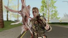 Piers Javo (Resident Evil 6) para GTA San Andreas