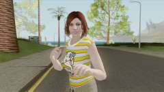 Random Female Skin V4 (GTA Online) para GTA San Andreas