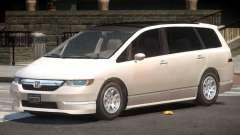 Honda Odyssey  V1.1 para GTA 4