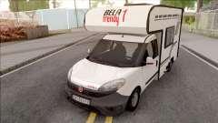 Fiat Doblo Mk3 Wohnmobile