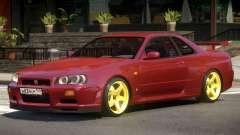 Nissan Skyline GT-Sport