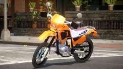 Honda XR 200 ST