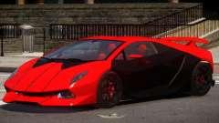 Lambo Sesto V1.0 PJ3 para GTA 4