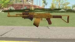 Assault Rifle GTA V (Three Attachments V7)
