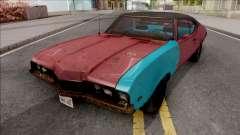 Oldsmobile Cutlass 1968 v2