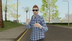 Random Male Skin V2 (GTA Online) para GTA San Andreas
