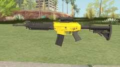 SG-553 Yellow (CS:GO)