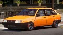 VAZ 2109 Pro Street para GTA 4