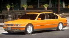 BMW 750IL E38 Tuned para GTA 4