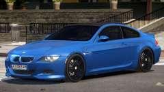 BMW M6 Coupe V1.0 para GTA 4