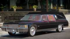 1978 Cadillac Fleetwood Hearse para GTA 4