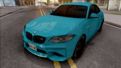 BMW M2 Competition 2018 SA Style