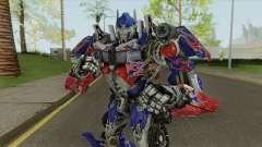 Optimus Prime V4 para GTA San Andreas