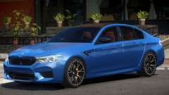 2018 BMW M5 Competition V1.0
