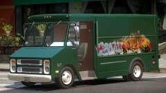 Chevrolet Step Van PJ1 para GTA 4