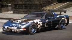 Chevrolet Corvette Z06 ST PJ3 para GTA 4