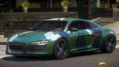 Audi R8 V10 GT PJ2 para GTA 4