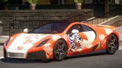 GTA Spano V10 PJ4 para GTA 4