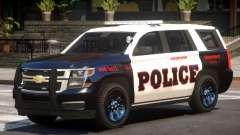 Chevrolet Tahoe Police V1.0 para GTA 4