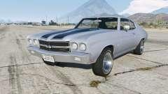 Chevrolet Chevelle SS 454 1970 para GTA 5