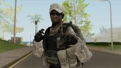 Soldier V2 (US Marines) para GTA San Andreas