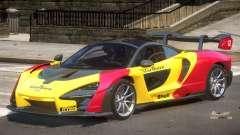 McLaren Senna GT PJ2 para GTA 4