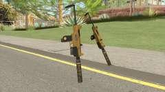 Micro SMG (Luxury Finish) GTA V Two Upgrades V9 para GTA San Andreas