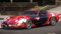 Chevrolet Corvette Z06 ST PJ2 para GTA 4